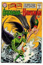 BRAVE AND THE BOLD #51 4.0 OFF-WHITE TO WHITE PAGES SILVER AGE
