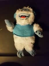 Rudolph the red nosed reindeer Singing plush Bumble yeti abominable snowman
