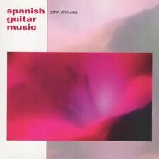 Spanish Guitar Music (John Williams) CD