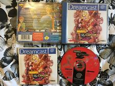 Sega Dreamcast - MARVEL VS CAPCOM - New Age Of Heroes - Complete