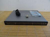 Cisco SG300-52MP-K9 52 Gigabit, 50 PoE+ ports