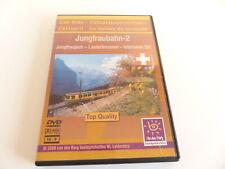 DVD VAN DEN BURG BEELPRODUCTIES  JUNGFRAUBAHN-2 /