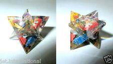 Fantastic 2 Orgone Star Merkaba Sacred Geometry Aura Platonic Healing Genuine