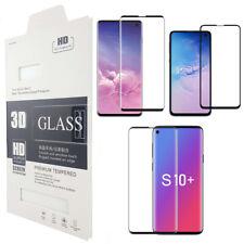 Samsung Galaxy S10 S10+ S10e 3D Panzerfolie Schutzglas Displayschutzfolie 9H