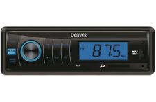 Autoradio mit MP3, SD, USB und Aux Denver CAU 440