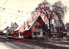 Hans Haux~Löffelstr.16 in Stuttgart~sign.SW-Photographie~Foto-Handabzug~16x22 cm
