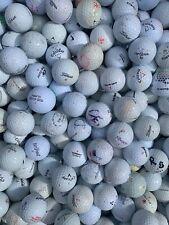40 Golf Balls Titleist Srixon Callaway Nike Bridgestone Dunlop Wilson (Pracitce)