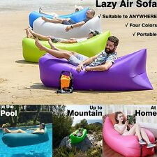 Sleeping Bed / Lounger / Sofa /  Inflatable / Chair / Outdoor / Party / Camping