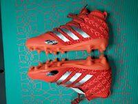 Sz 10.5 Mens Adidas Freak Ultra Boost Primeknit Football Cleats Red F97384 RARE