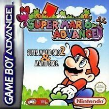 GameBoy Advance - Super Mario Advance 1: Super Mario Bros. 2 & Mario Bros. Modul