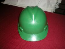 GREEN HARD HAT FOR PLAY OR COSTUME