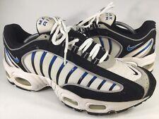 Nike Air Max Tailwind 4 Black White Blue Silver 1999 Men Size 12 Rare 104166-141