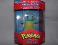 Pokemon Schiggy Spardose ca.10 cm Manga Japan Schiggy OVP,Neu,Lizenzware,RARITÄT
