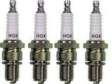 NEW NGK Standard Spark Plugs  CR9EB - Solid Tip - Qty (4) FREE SHIP LOW PRICE
