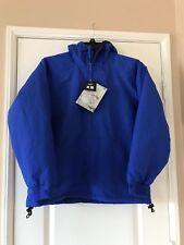 Tri-Mountain Poly Nylon Winter Water Resistant Hooded Zip Jacket XS-NWT