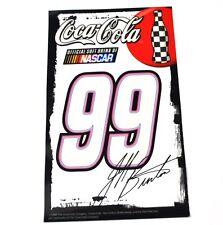 Coca Cola Coke NASCAR Fenster Aufkleber USA Window Sticker Decal Nummer 99