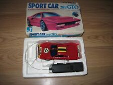 Vintage Ferrari 288 GTO Great Power Radio Controlled Toy Car/Free Shipping!