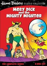 Moby Dick and The Mighty Mightor 0883316355909 DVD Region 1