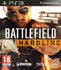 BATTLEFIELD HARDLINE, PS3 (PLAYSTATION 3) CASTELLANO (DIGITAL)