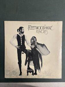 Fleetwood Mac - Rumours Vinyl Record (VG+) Rock #3