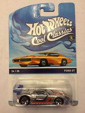 Hotwheels COOL CLASSICS  Ford GT40