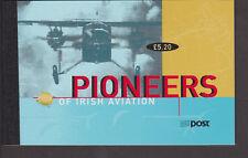 EIRE UMM MNH STAMP BOOKLET 1998 IRELAND PIONEERS OF IRISH AVIATION SB63 COMPLETE
