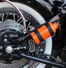 Borraccia + Supporto Harley Davidson Softail spinger -2007 LATO DESTRO ARANCIONE