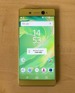Sony Xperia XA Ultra F3211 - 16GB - Gold (Unlocked) Smartphone