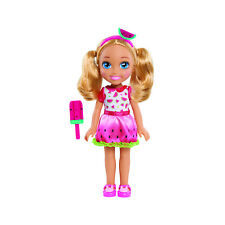Barbie Club 35cm Chelsea And Friends Blonde Children Girls Doll Christmas Gift