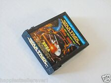 Ntsc Atari 2600 Star Trek for the Atari 2600 Video Game System