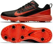 Nike Lunar Command 2 Golf Shoes Black/Max Orange Size 11.5 New (849968-001)