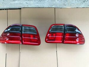 Mercedes W210 Wagon AMG E430 E320 E55 Orginal Smoke Tail Lamps Lights