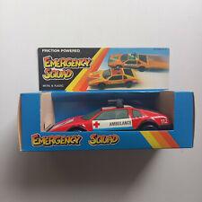 Toyota mit Sirene Ambulance - European Toy Company DDR VEB Spielzeug