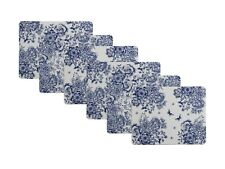 Maxwell & Williams Toile de Fleur Placemats & Coasters (12 Items) RRP $51.90