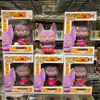 "Funko Pop Dragon Ball Super : Flocked Champa #811 w/0.5mm case ""MINT"""