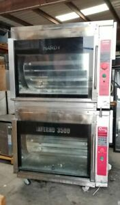 Hardt Inferno 3500 Gas Rotisserie Oven