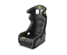 MOMO Lesmo One Black Fiberglass FIA XL Racing Seat - NEW - Part # 1078BLK