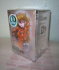 NEW Neon Genesis Evangelion - Platinum: 01 (DVD, 2004, Collectors Box)