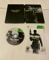 Call of Duty: Modern Warfare 3 MW3 Steelbook (Xbox 360, 2011) COMPLETE SHOOTER