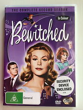 BEWITCHED The Complete Second Season NEW sealed DVD region 4