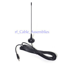 Dab Aerial Antenna 2.5mm Connector Magnetic Base 4m cable for Digital Car Radio