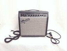 Fender Squier Champ 15 Guitar Amplifier PR-408/ 2 Input/ 28W Practice Amp works