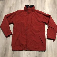 Aigle Gore-Tex Red Thermo Kit Jacket. Mens Size M