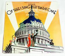 : Of Thee I Sing - Let 'em Eat Cake [Gershwin] [new Still-Sealed 2 lp c/o]