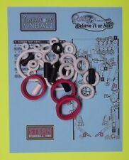 2003 Stern Ripley's Believe It or Not! rubber ring kit RBION