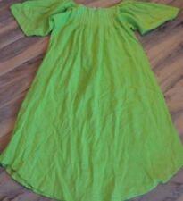 Boho Polyester Solid Dresses for Women