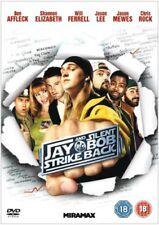 Jay and Silent Bob Strike Back [DVD][Region 2]