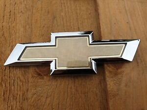 Chevrolet Cruze Rear Boot Badge Genuine Used Part