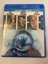 Life Blu Ray & Digital, Jake Gyllenhall Ryan Reynolds Rebecca Ferguson Sealed