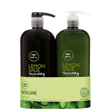 Paul Mitchell Tea Tree Lemon Sage Thickening Shampoo and Conditioner 33.8 oz